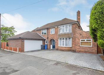4 bed detached house for sale in Breedon Avenue, Littleover, Derby DE23