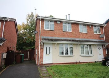 Thumbnail 2 bed semi-detached house for sale in Cranwell Road, Nottingham