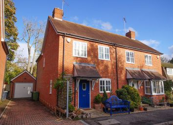 Lowlands Crescent, Great Kingshill, High Wycombe HP15. 3 bed semi-detached house for sale