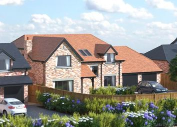 Thumbnail 4 bed detached house for sale in Aughton Chase, Springfield Road, Aughton, Lancashire