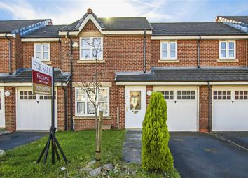 Thumbnail 3 bed town house for sale in Besant Close, Guide, Blackburn
