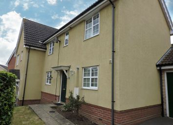 Thumbnail 3 bed semi-detached house to rent in Swift Drive, Stowmarket