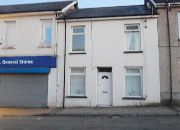 Thumbnail 2 bed terraced house for sale in Llewelyn Street, Trecynon, Aberdare