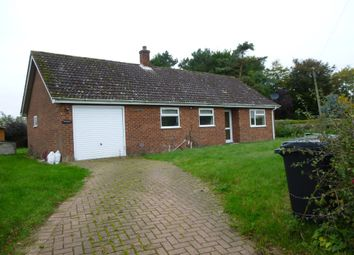 Thumbnail 2 bed detached bungalow for sale in Bungay Road, Stockton, Beccles