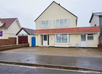 Thumbnail 3 bed detached house for sale in Marine Drive, West Wittering