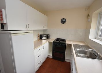 Thumbnail 1 bedroom terraced house to rent in Blackbrook Road, Loughborough