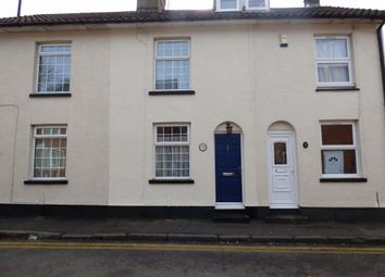 Thumbnail 3 bedroom terraced house for sale in Britain Street, Dunstable
