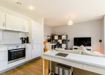 Thumbnail 1 bed flat to rent in Oxley Square, Bow