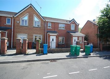 Thumbnail 2 bed semi-detached house to rent in Ellis Street, Hulme, Manchester