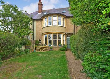 Thumbnail 4 bed terraced house for sale in Manor Road, St Nicholas At Wade, Birchington, Kent