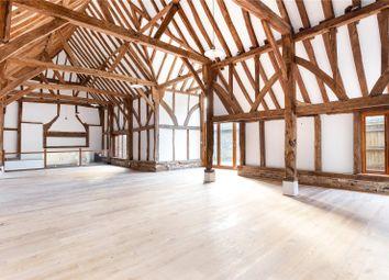 4 bed barn conversion for sale in East Street, Rusper, West Sussex RH12