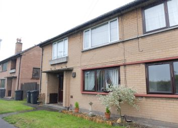 Thumbnail 1 bed flat for sale in Brownrigg Drive, Carlisle