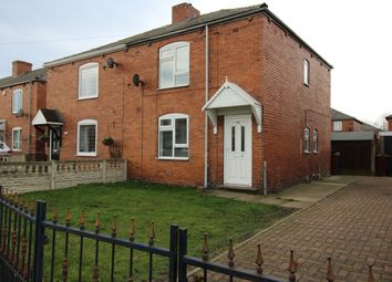 Thumbnail 3 bed semi-detached house to rent in Station Road, Royston, Barnsley