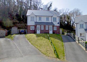 Thumbnail 3 bed property to rent in Y Gorlan, Llanilar, Aberystwyth