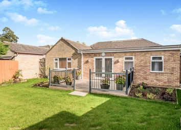 Thumbnail 3 bed detached bungalow for sale in Middletons Road, Yaxley, Peterborough