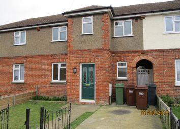 Thumbnail 3 bedroom terraced house to rent in The Hydneye, Hampden Park, Eastbourne