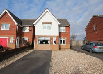 Thumbnail 3 bed detached house for sale in Showle Acre, Rhoose, Barry
