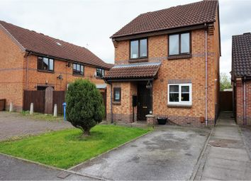 Thumbnail 3 bed detached house for sale in Skylark Way, Sinfin