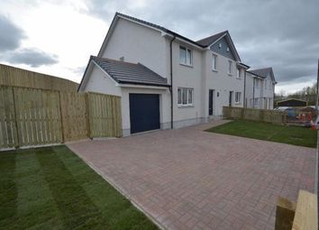 Thumbnail 3 bed semi-detached house for sale in Barrmill Road, Galston