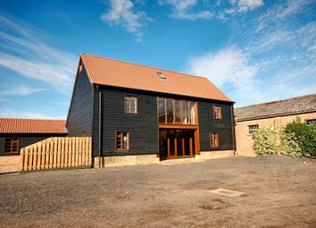 Thumbnail 4 bedroom barn conversion to rent in Clayhithe Road, Horningsea, Cambridge