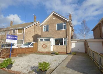 Thumbnail 3 bed detached house for sale in Lowfield Road, Beverley, East Yorkshire