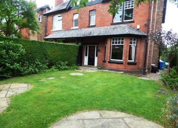 Thumbnail 5 bedroom semi-detached house to rent in Priory Road, Sale, 2Bs.