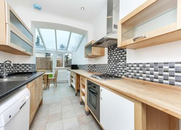 Thumbnail 3 bed flat to rent in Seely Road, London