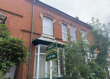 Thumbnail 3 bed terraced house for sale in Warwick Road, Acocks Green, Birmingham, West Midlands