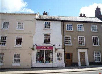 Thumbnail Retail premises for sale in 139 Corve Street, Ludlow
