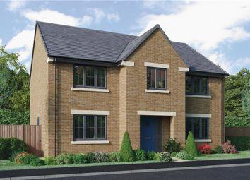 "Thumbnail 5 bed detached house for sale in ""The Chichester"" at Roundhill Road, Hurworth, Darlington"