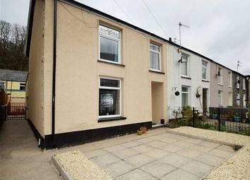 Thumbnail 3 bed end terrace house for sale in Trehafod Road, Trehafod