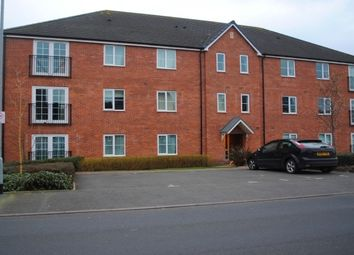 Thumbnail 2 bedroom flat to rent in Forge Close, Churchbridge, Cannock