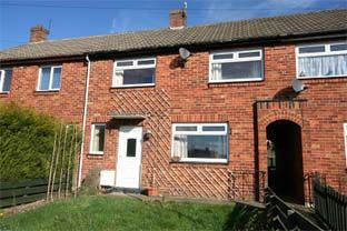 Thumbnail 3 bed terraced house to rent in Weston Drive, Otley
