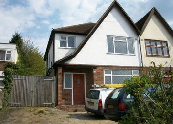 Thumbnail 3 bed semi-detached house to rent in Farleigh Road, Warlingham