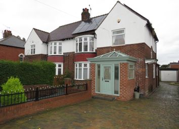 Thumbnail 3 bed semi-detached house for sale in Bishopton Road, Stockton-On-Tees