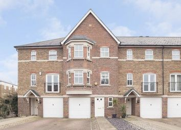 Thumbnail 4 bed terraced house for sale in Epsom, Surrey, England