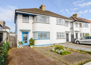 Thumbnail 3 bedroom semi-detached house for sale in Willow Road, Enfield