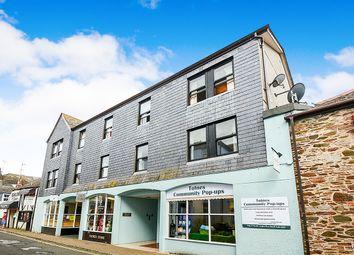 Thumbnail 2 bedroom flat for sale in Catherine House Ticklemore Street, Totnes, Devon