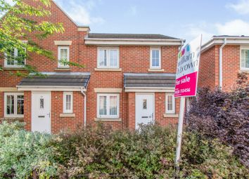 Thumbnail 3 bed end terrace house for sale in Scholars Gate, Cudworth, Barnsley