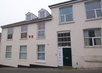 Thumbnail 1 bedroom flat to rent in North Street, St. Austell