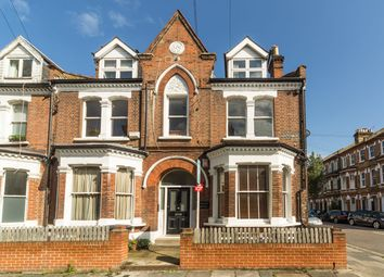 Thumbnail 3 bed flat for sale in Atherfold Road, Clapham North