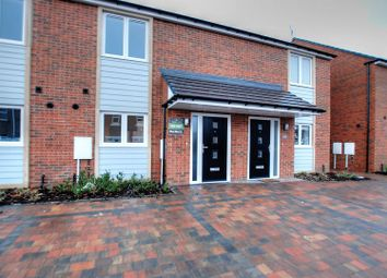 Thumbnail 2 bed terraced house for sale in Plessey Road, Blyth