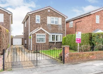 3 bed detached house for sale in Ludgate Close, New Rossington, Doncaster DN11