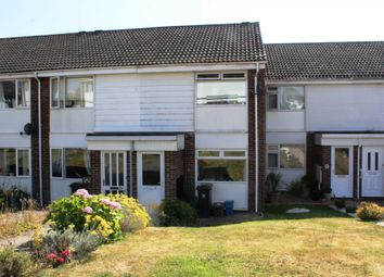 Thumbnail 2 bed terraced house for sale in Vansittart Drive, Exmouth