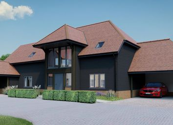 Thumbnail 4 bed detached house for sale in Charing Heath, Ashford