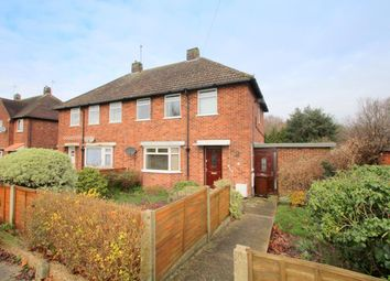 Thumbnail 3 bed semi-detached house for sale in Roosevelt Way, Colchester