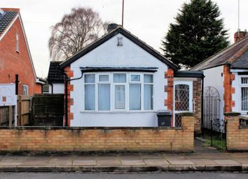 Thumbnail 1 bed detached bungalow for sale in Melton Avenue, Leicester