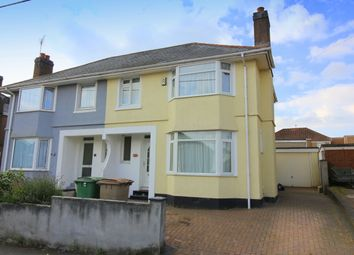 Thumbnail 3 bed semi-detached house to rent in Princess Avenue, Higher St. Budeaux, Plymouth