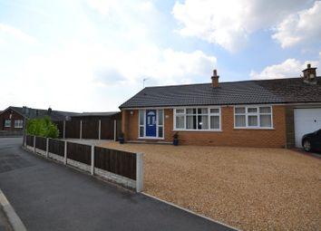 Thumbnail Semi-detached bungalow for sale in Fir Tree Lane, Burtonwood, Warrington