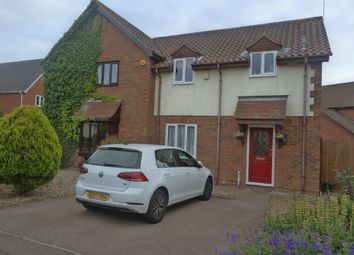 Thumbnail 3 bed semi-detached house to rent in Hurrell Down, Highwoods, Colchester